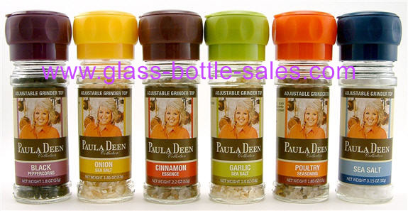 94ml Spice Grinder Glass Bottle